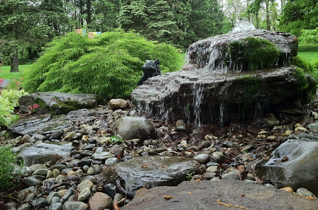 Water Features For Backyard landscape water features | backyard water features | greenscapes
